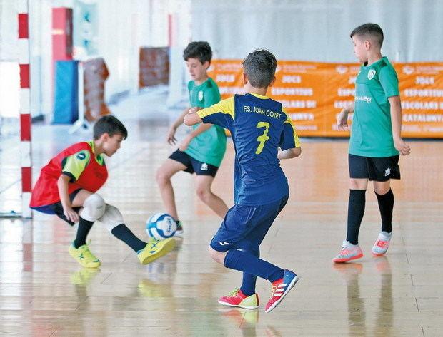 Les instal·lacions esportives reben 12,3 M. d'euros per pal·liar efectes de la Covid-19