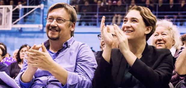 Candela López (ICV) y Joan Giner (Podem) serán los líderes del Baix en la nueva confluencia de los 'comunes'