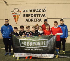 El programa +KESPORT forma persones a través del futbol