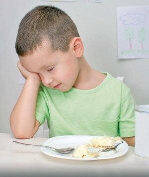 Autismo y trastornos alimentarios