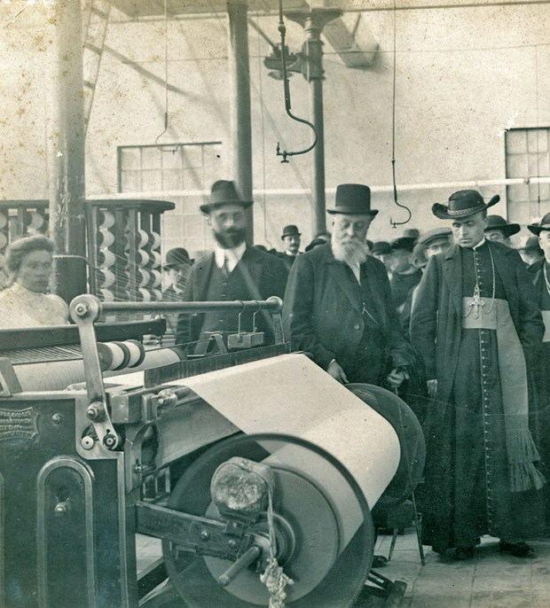 Un estudio revive los 150 años de las colonias industriales del río Llobregat
