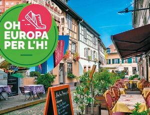 OH Europa per L'H: Un viatge virtual per fer activitat física