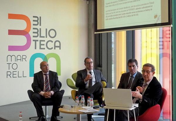Ferrmed crida a la mobilització d'empresaris i municipis en defensa del Corredor del Mediterrani