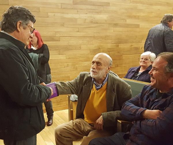 """Carlo Petrini: """"El actual sistema alimentario es criminal"""""""