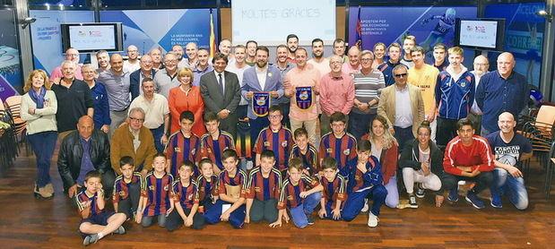 La Unió Esportiva La Palma comença a celebrar el centenari