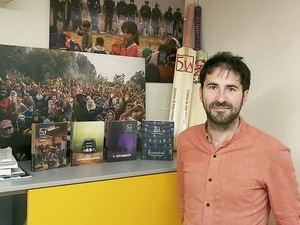 """Agus Morales: """"Falta crónica y sobra opinión en el periodismo de hoy"""""""