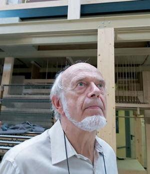 Gerhard Grenzing: 40 anys capturant l'ànima dels orgues des del Papiol