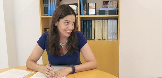 """Martínez Morales: """"Haurem de reformular les nostres polítiques d'acord amb les necessitats de les persones"""""""