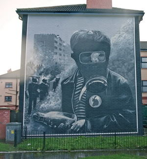The battle of the Bogside