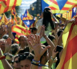 La parálisis de Cataluña