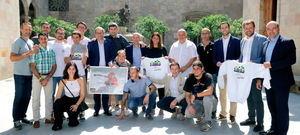 La Generalitat felicita Sergi Mingote pel repte alpinístic i inclusiu