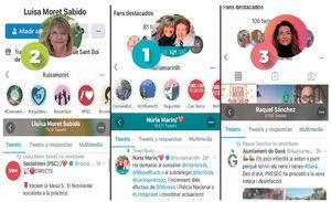 Alcaldes 2.0: 'influencers' novatos a la pesca de seguidores en las redes