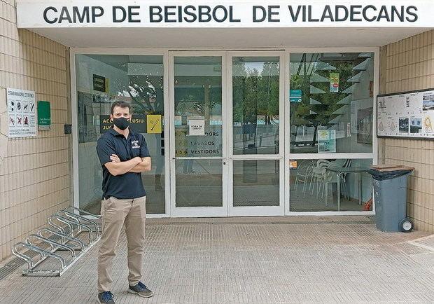 """""""El gran objetivo es que Viladecans sea una de las capitales europeas del béisbol"""""""