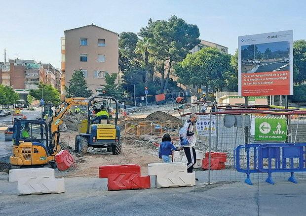 El guión de las ciudades para emerger tras el covid-19 se escribe en Sant Boi