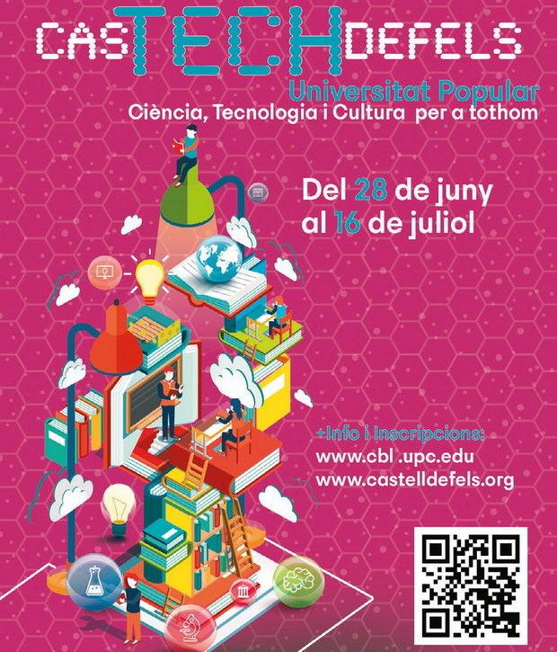 Aquest estiu CasTECHdefels conecta per vuitè any les persones i el coneixement