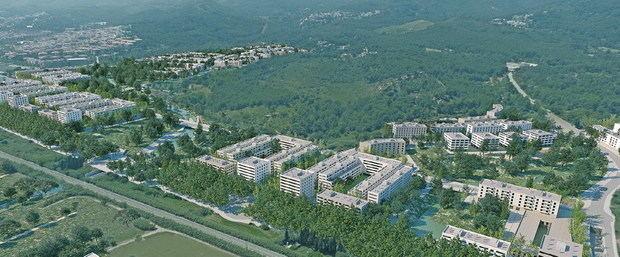 Urbanismo protector en Gavà Ponent