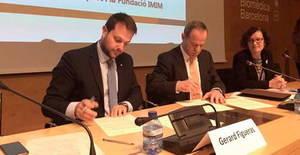 La Secretaria General de l'Esport i la Fundació IMIM, units contra el dopatge