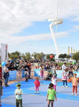 L'activitat física i els seus valors, protagonistes a la Festa dels Súpers