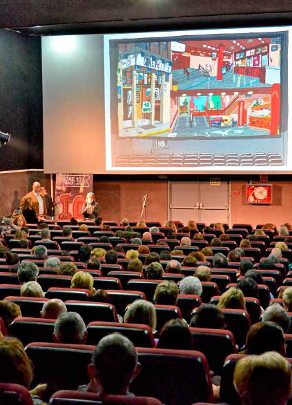 Diez años de voluntariado de película en Sant Feliu