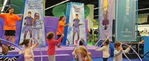 El Festival de la Infància fomenta l'esport entre els més petits