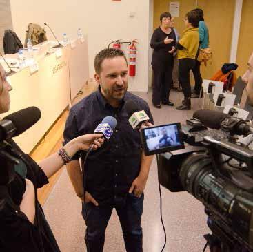 """Tejedor: """"No hay voluntad política de crear un medio comarcal de referencia en el Baix"""""""