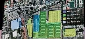 La ampliación de Fira en LH blinda el Mobile y costará 190 millones