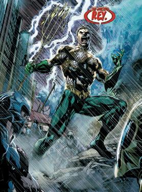 ¿Quién es ese Aquaman del que todo el mundo habla?
