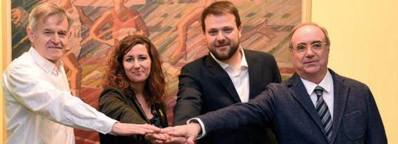 La Generalitat vol integrar nois tutelats a través de l'atletisme