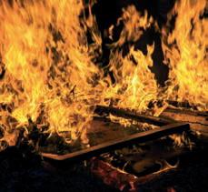 Apagar el fuego, todos somos responsables