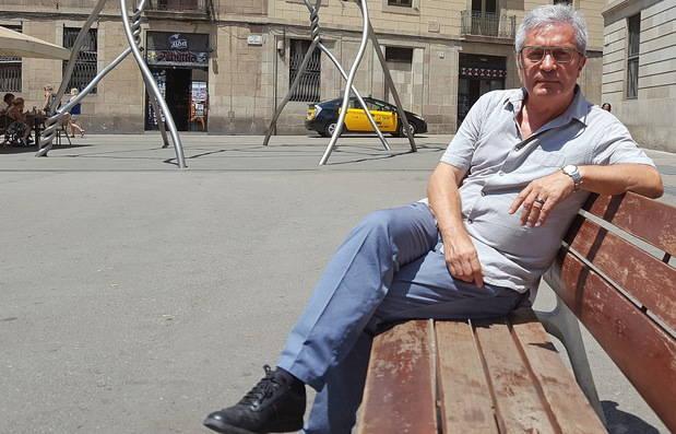 """Joan Saura: """"ICV no acabarà diluïda en el partit d'Ada Colau perquè som l'organització electoral més forta"""""""