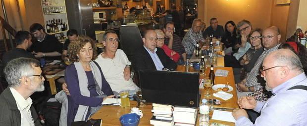 El Café Filosòfic d'Esplugues creix i s'estén a tot el Baix Llobregat aquest curs 2017-18