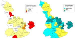 La comarca con más centros islámicos