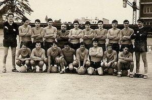 50 anys d'un Campionat, ascens...i gol per a la història del futbol santboià