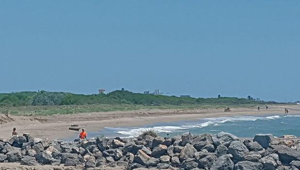 Las playas del Baix, en peligro de extinción