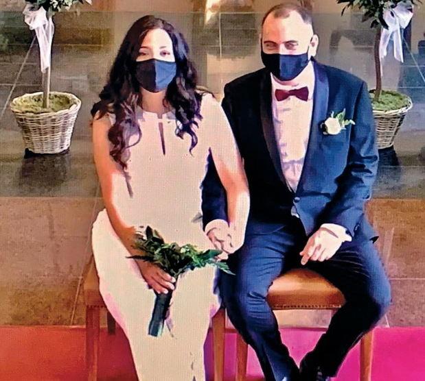 Una boda en tiempos de pandemia: ¡Me caso por streaming!