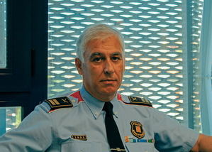 """""""Estamos entre las policías de Europa con una tasa más alta de mujeres"""""""
