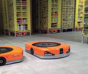 Amazon hace de su centro logístico de El Prat un nuevo atractivo turístico
