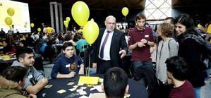 La Generalitat va impulsar, l'any 2016, més de 6.500 projectes emprenedors amb el Catalunya Emprèn