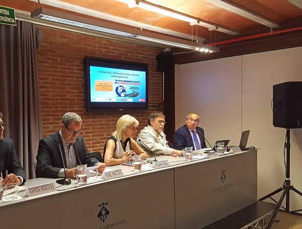 """Esplugues pide """"consenso urgente"""" para aplicar """"disciplina urbanística"""" en Collserola"""