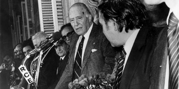 La Diputació de Barcelona commemora el 40è aniversari del retorn de Tarradellas