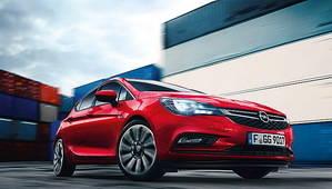 El nuevo Opel Astra, el mejor coche del año en Europa