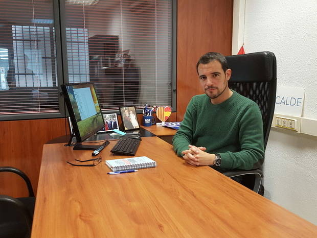 """""""Yo lo que quiero es volver a ser alcalde de Castelldefels"""""""
