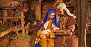 La tradició es manté viva per donar la benvinguda al Nadal
