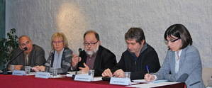 Los centros de estudios de L�Hospitalet y el Baix Llobregat abogan por la fusi�n territorial