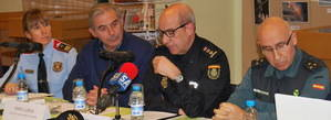 """Coordinación y prevención policial hacen del Baix un lugar """"seguro"""""""