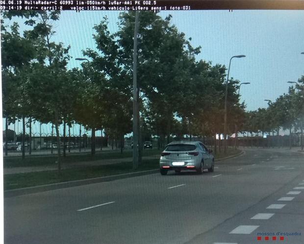 Fast & Furious con un coche de alquiler en El Prat