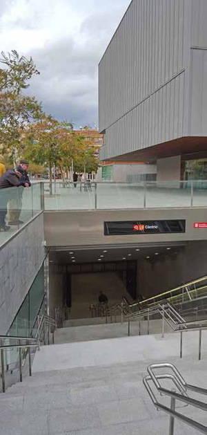 La L9 vertebra el transporte en L'Hospitalet e introdueix a El Prat de Llobregat en la xarxa metropolitana de Metro
