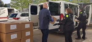 L'Hospitalet ha destinado 700.000 euros en alimentos por la crisis del coronavirus