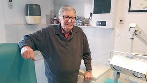 """""""He estat podòleg a l'Hospitalet 60 anys; aleshores no n'hi havia cap"""""""