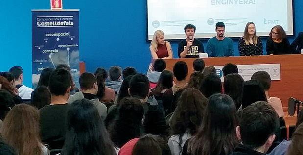 El Campus de la UPC es bolca amb el Dia de la dona i la nena a la Ciència